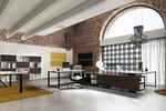 красиви поръчкови офис мебели удобни