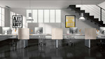 нестандартни офис мебели от пдч висококласни