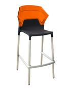 Модерни поликарбонатни бар столове