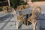 Вътрешна и външна евтини мебели от естествен ратан със страхотно качество и издръжливост