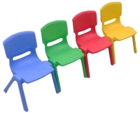 Детски стол с размери 51х36х32см