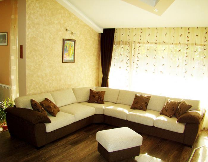Стилен ъглов диван по индивидуален проект