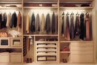 гардеробна стая по поръчка