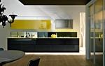 Мебели за модерна кухня за луксозни къщи