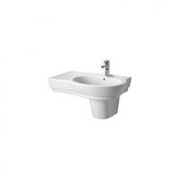 Асиметрична мивка за баня