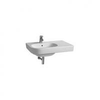 Асиметрична мивка за баня - дясна