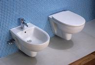 Тоалетна с моноблок
