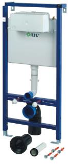 Конструкции за оборудване на бани и тоалетни