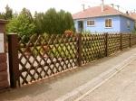 огради дървени 3115-3190