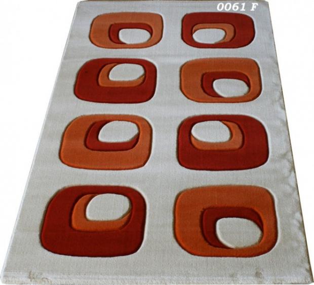 Модерни машинни килими 100х200см