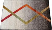Машинни килими с ромбоидна шарка 200х300см
