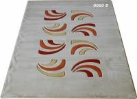 Машинни килими с десен по поръчка 80х150см