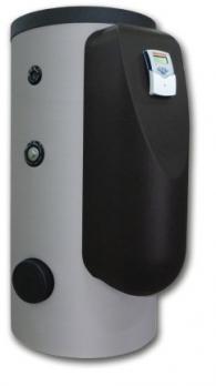 Слънчев бойлер с обем 500L и електронно управление