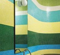 Мозайка за баня