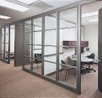 стена преградна стъклена 596-3246