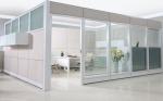 стъклена преградна стена 601-3246