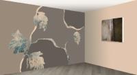 Декоративни рисунки от стенни мазилки