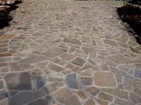 Каменни облицовки и настилки по поръчка