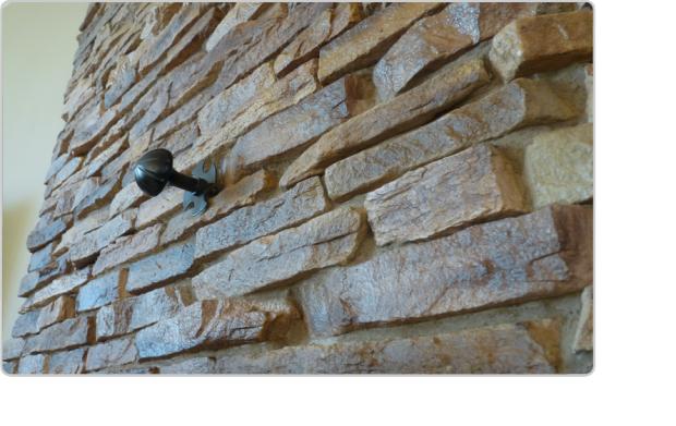 Декоративен зид стена