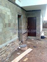 облагање фасаде природног камена