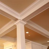 Проектиране на декоративни корнизи за тавани