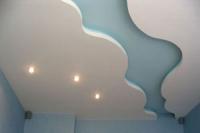 Изработка на окачени тавани по индивидуален проект