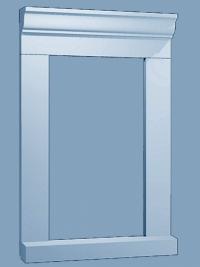 Проектиране на класически рамки за прозорци