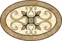 Фигурални пана за подове - Флорънс В -