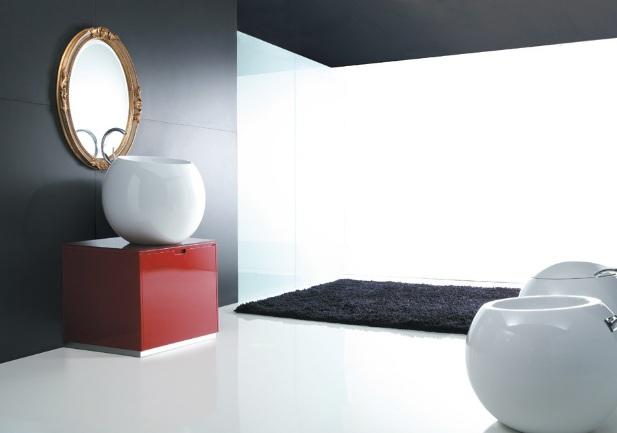 Стилни мебели за обзавеждане на баня
