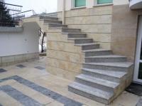 Външни каменни стълби по поръчка