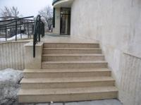 Каменни стълби по поръчка