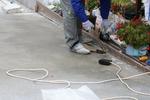 изграждане на подови настилки от шлафан бетон
