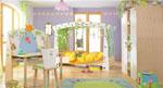 Детски стаи за момиче по поръчка 94-2617