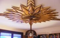 Дърворезба на тавани