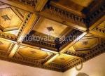 дърворезба на тавани по поръчка