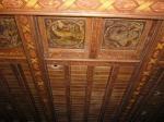 дърворезба на таван 85-3597