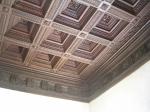 дърворезба по поръчка на таван 87-3597