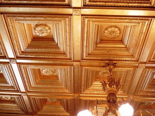 дърворезба по поръчка на тавани 89-3597