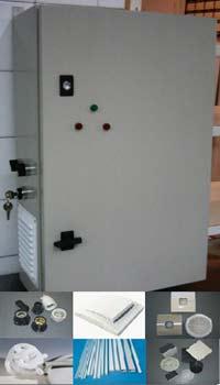 Изграждане на елктрически инсталации