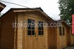 дървена къща до 4кв.м
