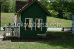 Поръчкови детски къщички от дърво