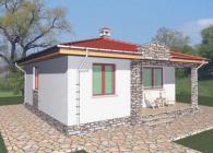 Сглобяеми дървени къщи 79 м2