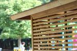 Фирма за дървена беседка за детска площадка