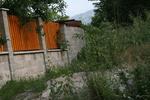 лакирана решетъчна ограда дървена