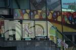 изработване на стълбищен парапет от инокс и стъкло