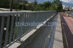 парапет от метал за мост по поръчка