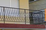 поръчков метален профилов парапет за тераси