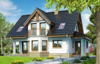 Къща сред боровинките