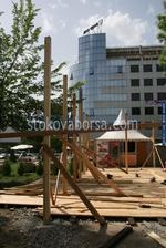 Изработка на дървени беседки за градината