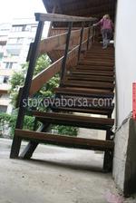 стълби от метал и дърво по поръчка